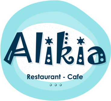 logo alikia english